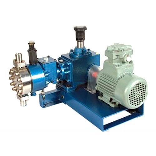 Hydraulic Metering Pump Market