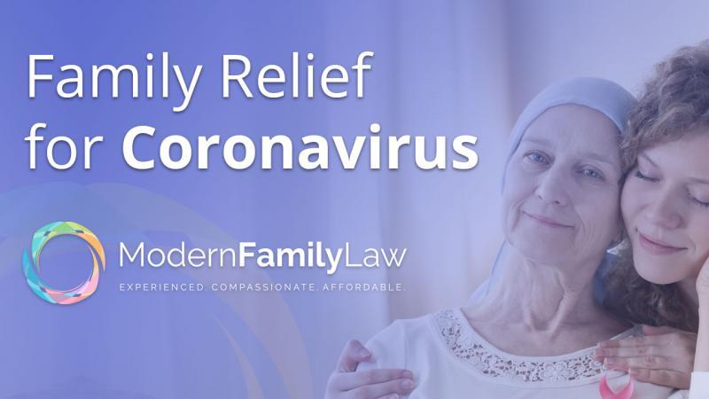 Family Relief for Coronavirus