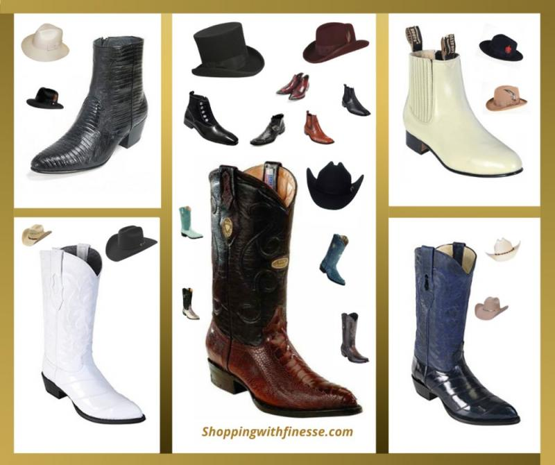 Best Mens Boots And Hats - Online - 24-7