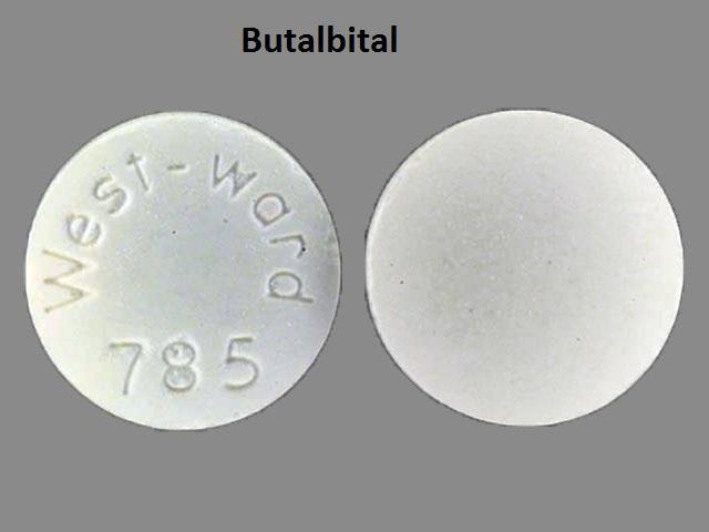 Butalbital