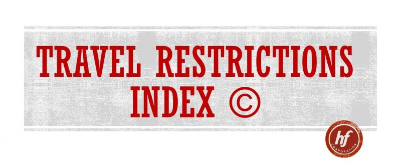 Travel Restrictions Index