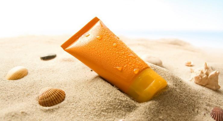 Luxury sunacare product
