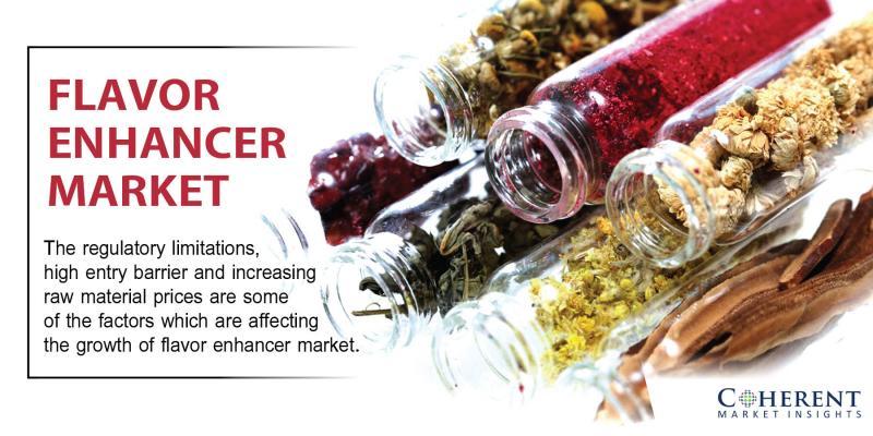 flavor enhancer market