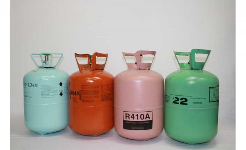 Global Refrigerant Market