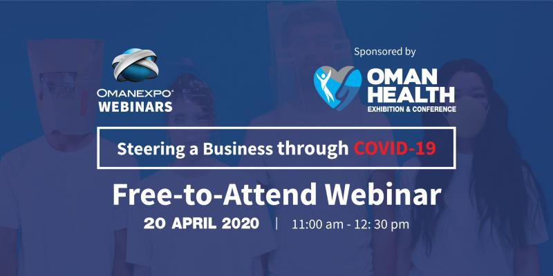 Omanexpo to Host Free Webinar on Steering Businesses through