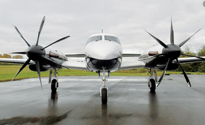 Aircraft Turboprop Propeller System