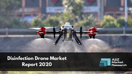 Disinfection Drone Market is thriving worldwide by 2026 | Top Key