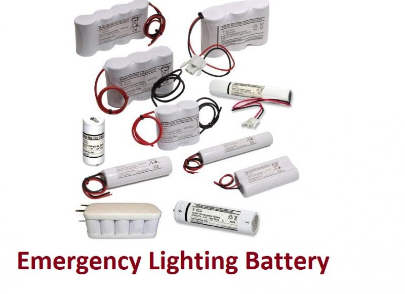Emergency Lighting Battery Market