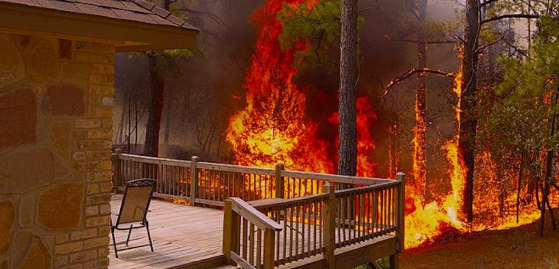 Stop the Burning -- Class A flame rated building solutions