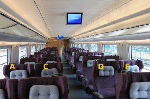 High-Speed Train Seat Market 2020 - 2030: Product Experts Ideas