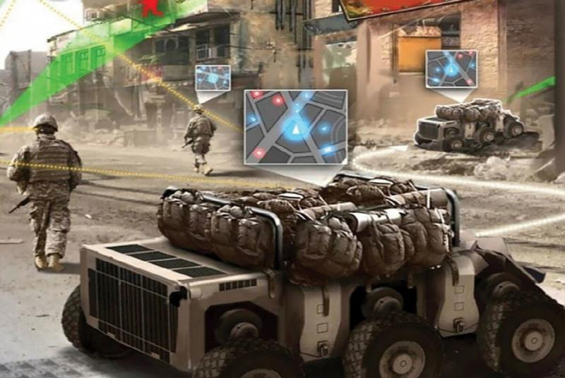 Unmanned Ground Vehicle Market - Industry Trends and Forecast to 2026