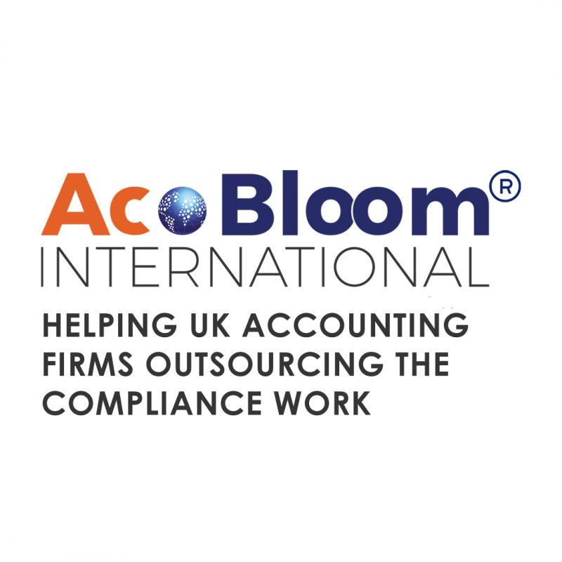 AcoBloom International - Outsourced accounting services UK