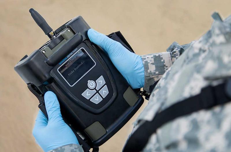 Explosive Trace Detection Market Product Development