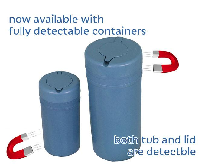 New Sanitizer Wipes Dispenser Container