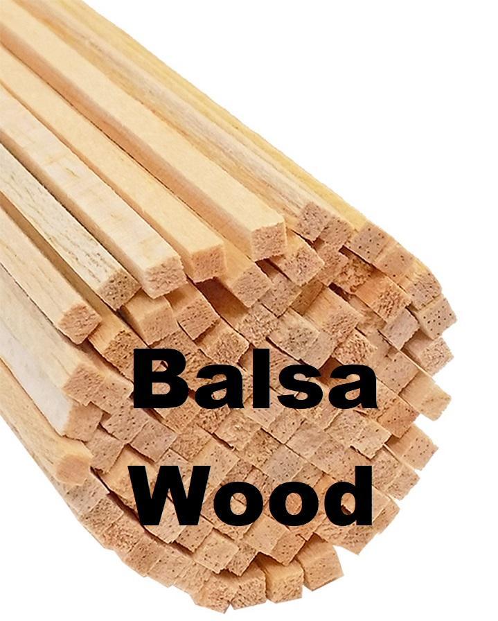 Balsa Wood Market