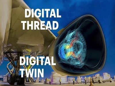 Digital Twin & Digital Thread Market
