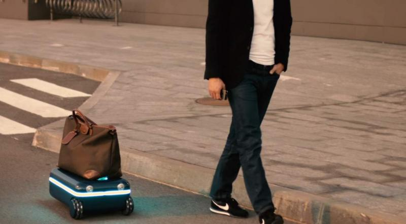 Robot Suitcase Market