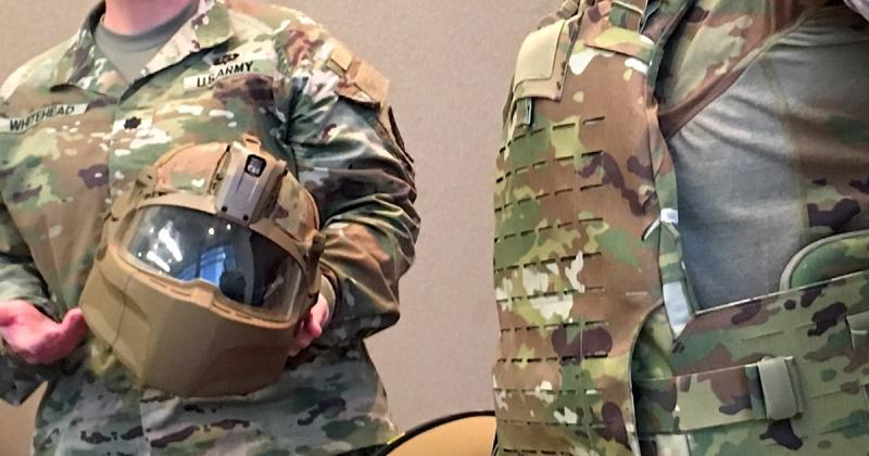 Military Personal Protective Equipment Market