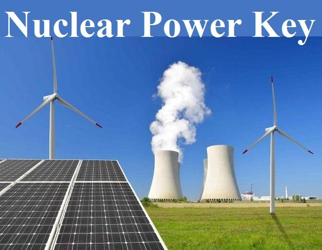 Nuclear Power Key Market
