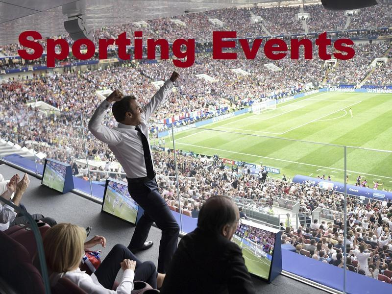 Sporting Events Market