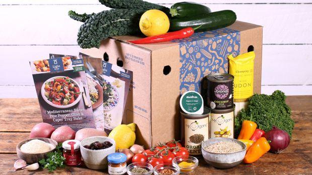 Recipe Box Service Market