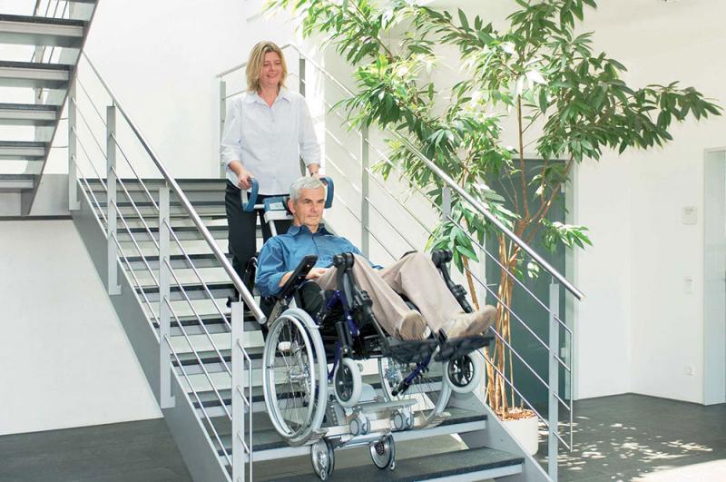 Manual Stair Climbing Wheelchair Market