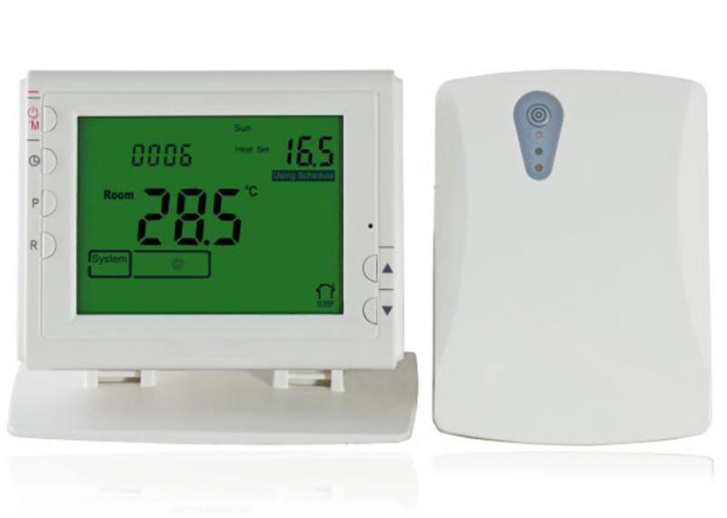 Wireless Smart Thermostat
