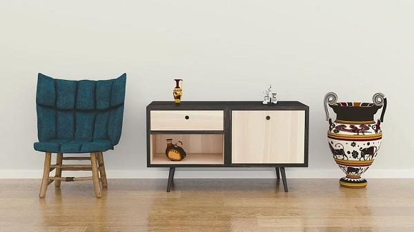 wooden furniture industry