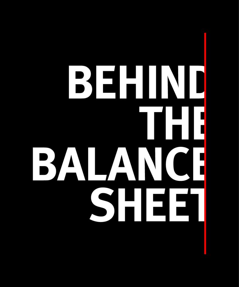 Behind the Balance Sheet logo
