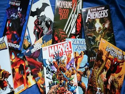 Comic Book Market
