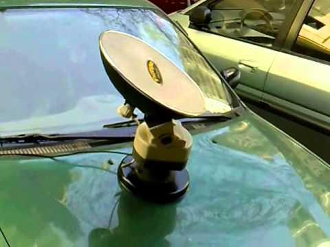 Car Satellite Antenna Market