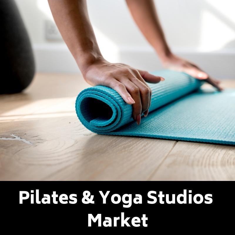 PILATES AND YOGA  STUDIOS MARKET