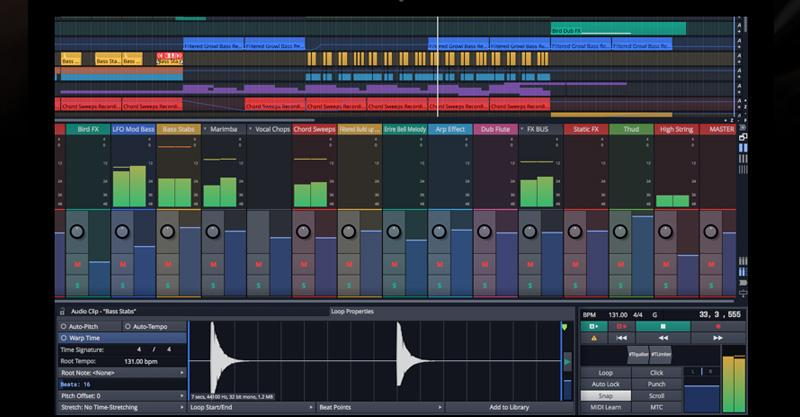 Digital Audio Workstation (DAWs) Software Market