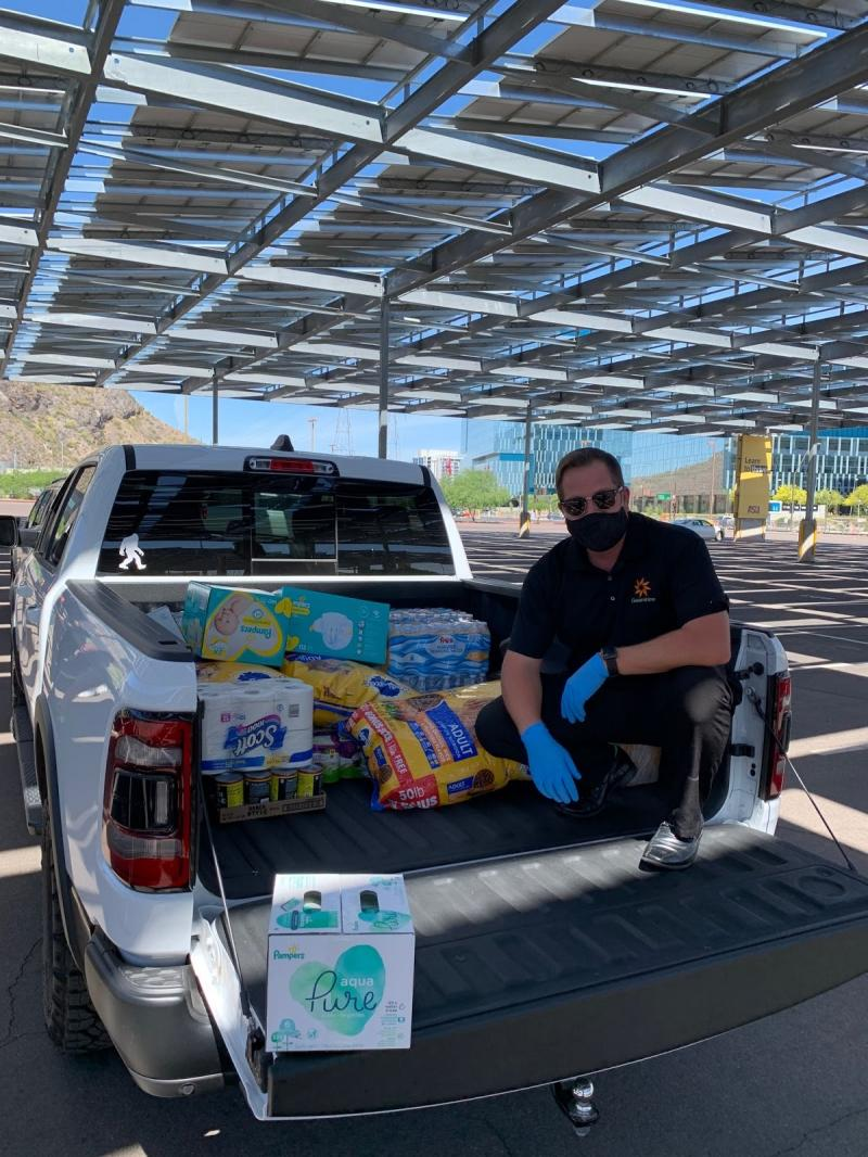 Greenshine New Energy Gives Back to the Navajo Nation in an Act