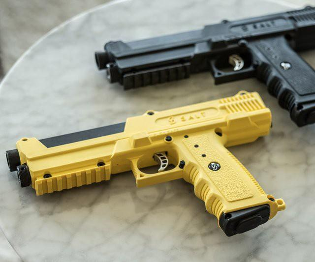 Non-Lethal Weapons Market