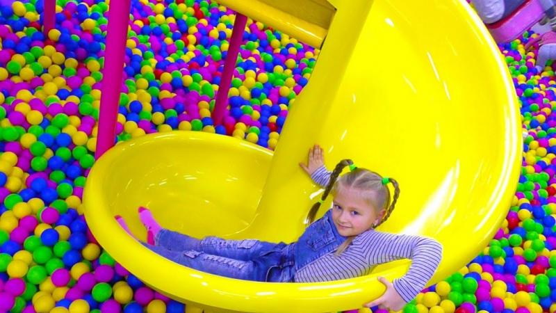 Children Entertainment Centers Market Opportunities