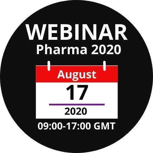 Pharma 2020 Webinar logo