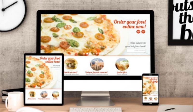 Online Foodservice Market