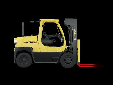 Hyster Introduces Tough Truck Designed for Maneuverability