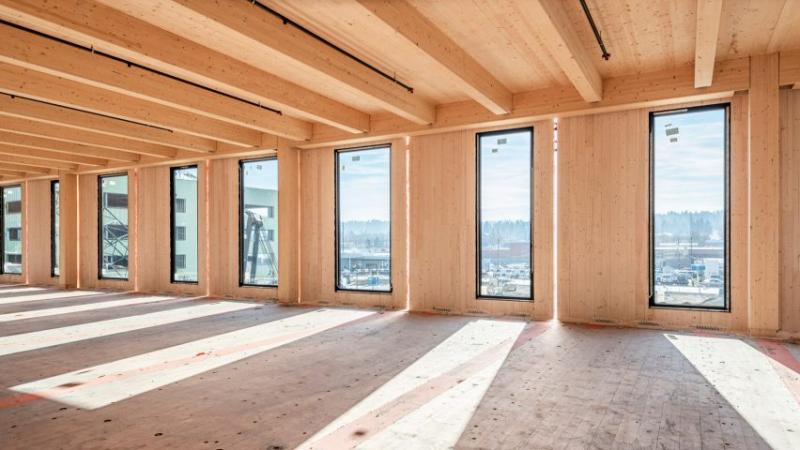 North America Cross-Laminated Timber Market 2020: COVID-19
