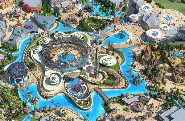 Adventure Theme Park