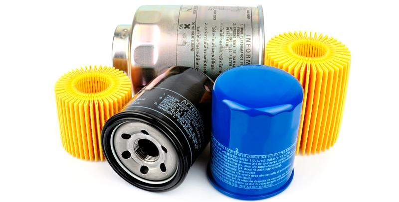 Vehicle Oil And Fuel Filters