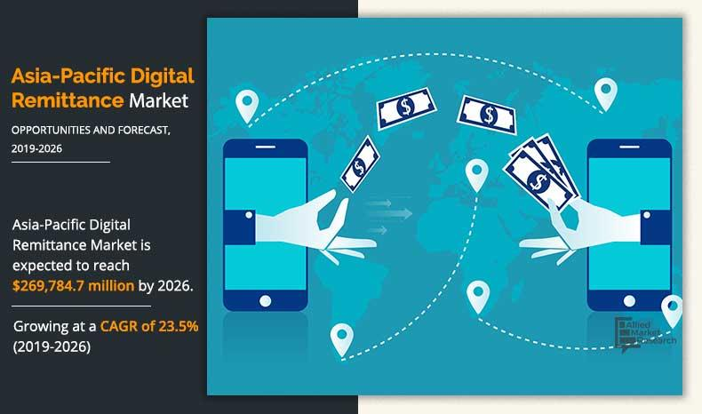 Asia-Pacific Digital Remittance Market