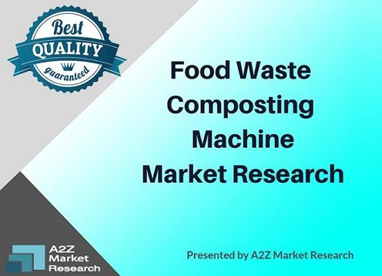 Food Waste Composting Machine Market Set to Witness Huge Growth
