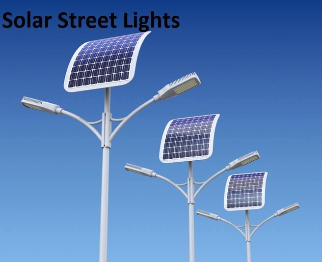 Solar Street Lights Market