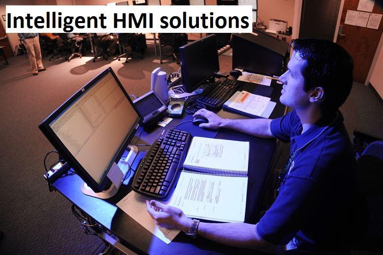 Intelligent HMI solutions Market