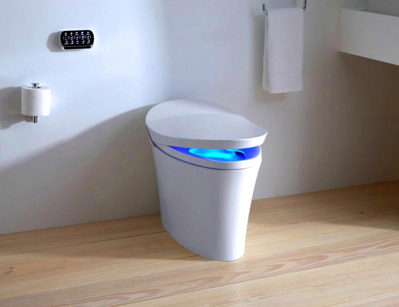 Intelligent Toilets Market