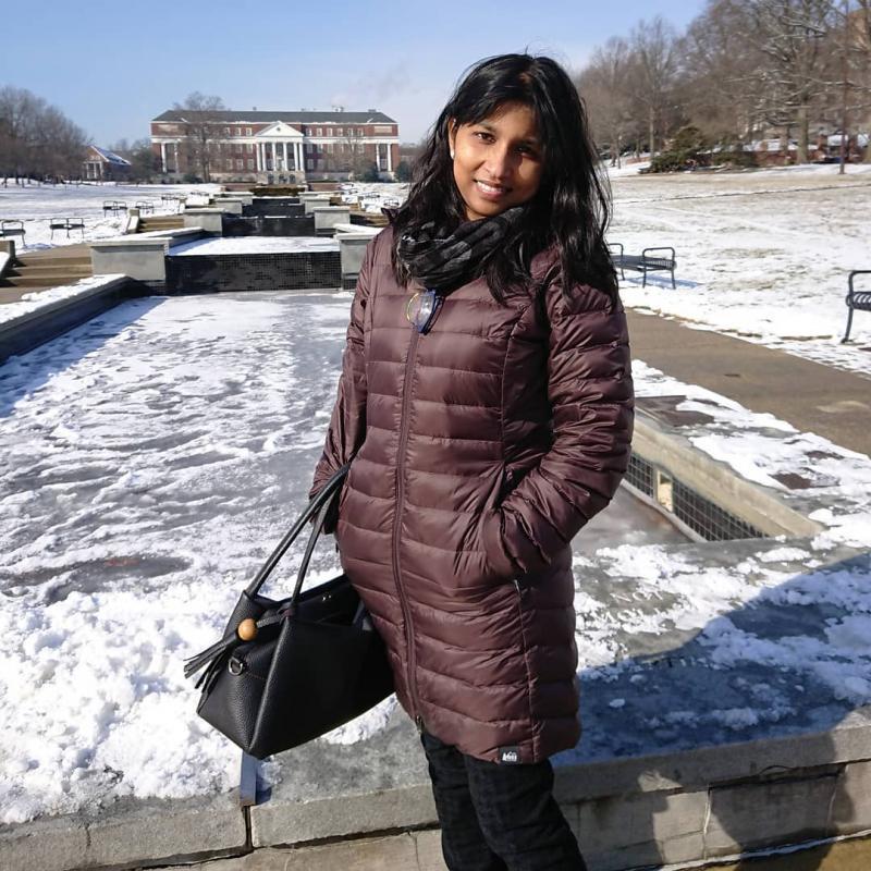 BITS Pilani Alumnus Proud to be BITSian Padma Karri IFS Indian Diplomat - Second secretary, Embassy of India Washington DC USA