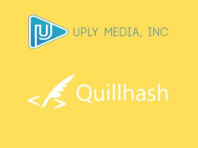 Uply Media Inc QuillHash Blockchain