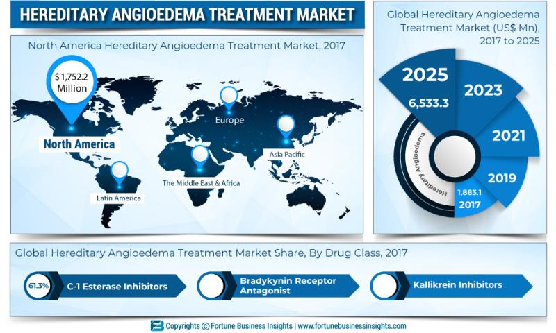 Hereditary Angioedema Treatment Market by Top Key Players